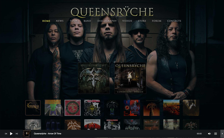 Queensrÿche Queensryche Promised Land